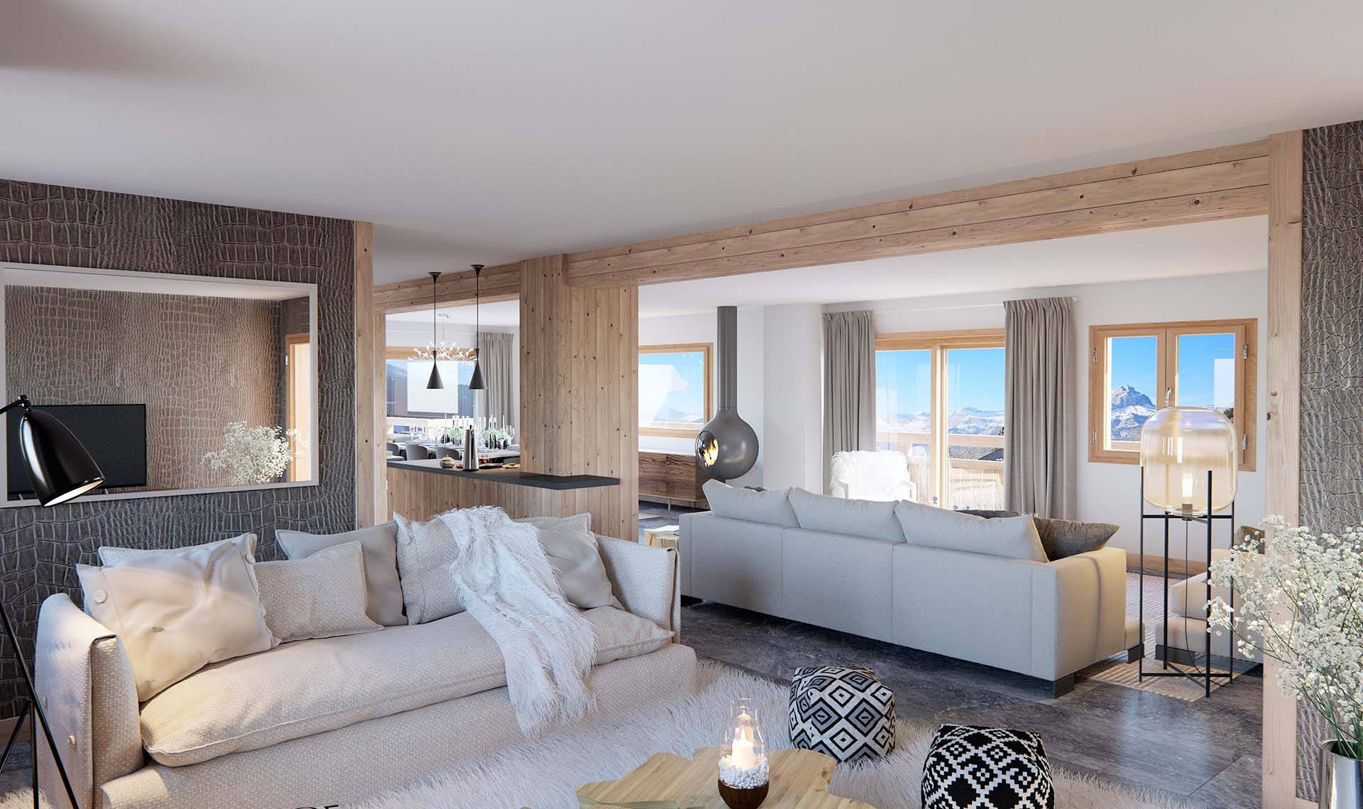 Need 3D renderings for your real estate project ? Contact our professional 3D computer graphic designers agency !